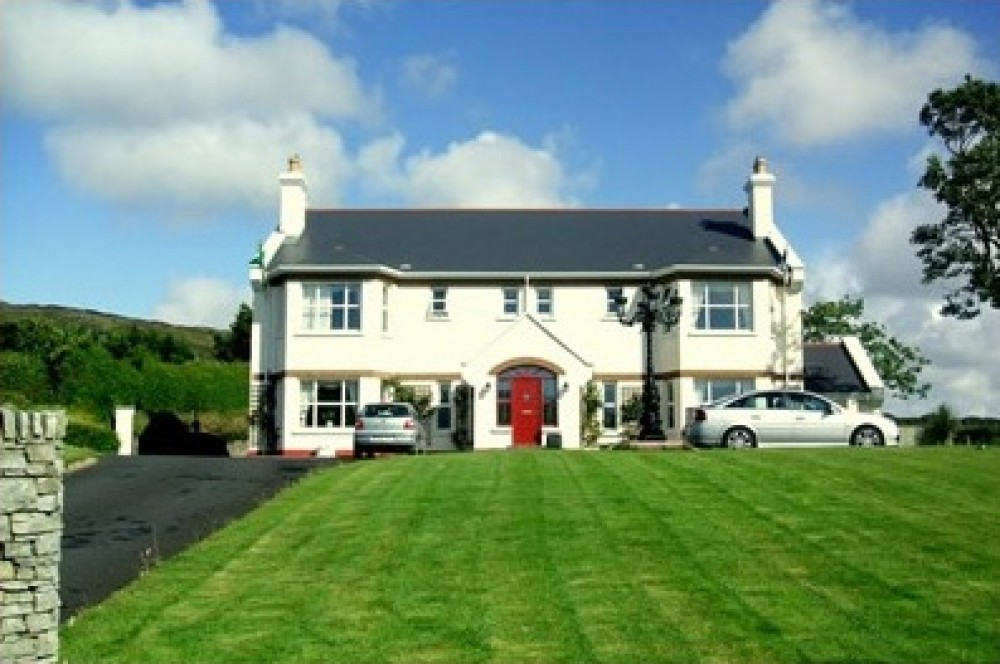 Self catering visit ballyliffin - Four bedroom houses great choice big families ...